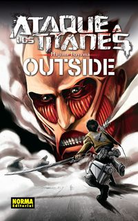 Ataque A Los Titanes - Outside (guia 2) - Hajime Isayama
