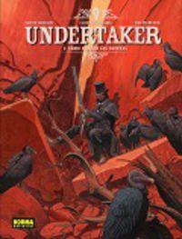 Undertaker 2 - Como Danzan Los Buitres - Dorison / Meyer