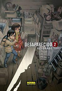 Desaparecido 2 - Kei Sanbe