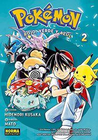 Pokemon 2 - Rojo, Verde Y Azul - Hidenori Kusaka / Satoshi Yamamoto