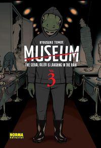 Museum 3 / 3 - Ryousuke Tomoe