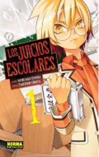 Juicios Escolares, Los 1 - Enoki / Obata