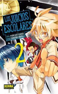 Juicios Escolares, Los 2 - Nobuaki Enoki / Takeshi Obata