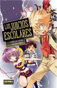 Juicios Escolares, Los 3 - Enoki / Obata