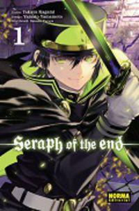 Seraph Of The End 1 - Takaya Kagami / Yamato Yamamoto