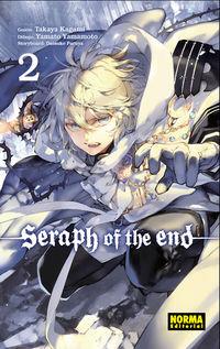 Seraph Of The End 2 - Takaya Kagami / Yamato Yamamoto