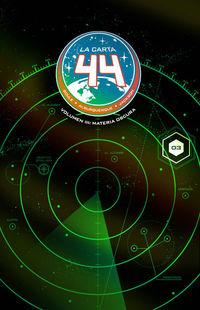Carta 44, La 3 - Materia Oscura - Charles Soule / Alberto Jimenez Alburquerque / Jackson