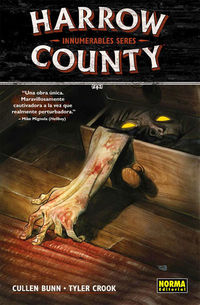 Harrow County 1 - Innumerables Seres - Cullen Bunn / Tyler Crook