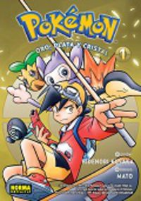 Pokemon 5 - Oro, Plata Y Cristal 1 - Hidenori Kusaka / Satoshi Yamamoto