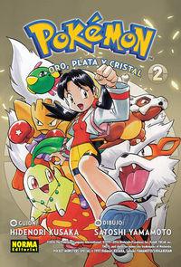 Pokemon 6 - Oro, Plata Y Cristal 2 - Hidenori Kusaka / Satoshi Yamamoto