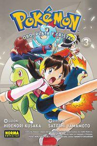 Pokemon 7 - Oro, Plata, Y Cristal 3 - Kusaka / Yamamoto