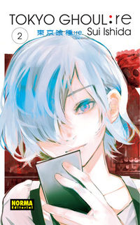 Tokyo Ghoul: Re 2 - Sui Ishida