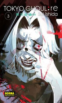 Tokyo Ghoul: Re 3 - Sui Ishida