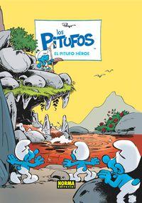 Pitufos, Los 34 - El Pitufo Heroe - Estudio Peyo