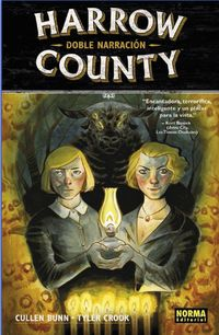 harrow county 2 - doble narracion - Cullen Bunn