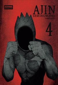 Ajin - Semihumano 4 - Gamon Sakurai