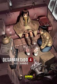 Desaparecido 4 - Kei Sanbe