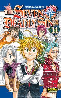 Seven Deadly Sins, The 11 - Nakaba Suzuki