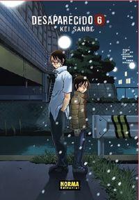 Desaparecido 6 - Kei Sanbe