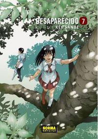 Desaparecido 7 - Kei Sanbe