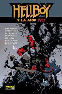 hellboy 20 - hellboy y la aidp 1953 - Mike Mignola / Chris Roberson / [ET AL. ]
