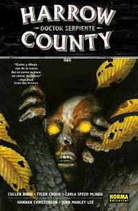 harrow county 3 - doctor serpiente - Bunn / Crook / [ET AL. ]