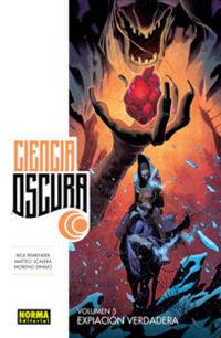 CIENCIA OSCURA 5 - EXPIACION VERDADERA