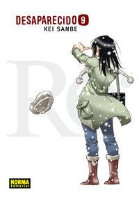 Desaparecido 9 - Kei Sanbe