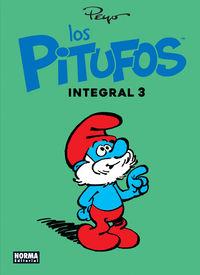 PITUFOS, LOS 3 (INTEGRAL)