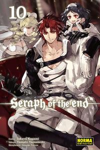 Seraph Of The End 10 - Kagami / Yamamoto / Furuya