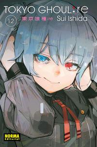 Tokyo Ghoul: Re 12 - Sui Ishida