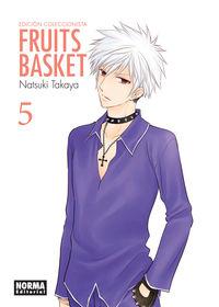 Fruits Basket 5 (ed. Coleccionista) - Natsuki Takaya