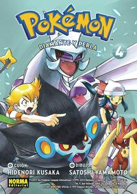 Pokemon 20 - Diamante Y Perla 4 - Hidenori Kusaka / Satoshi Yamamoto