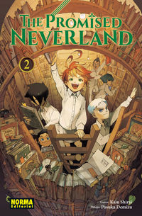 Promised Neverland, The 2 - Kaiu Shirai / Posuka Demizu