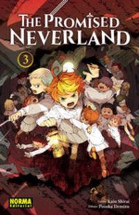 Promised Neverland, The 3 - Kaiu Shirai / Posuka Demizu