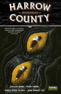 harrow county 5 - abandonado - Cullen Bunn / Tyler Crook / [ET AL. ]