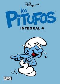 PITUFOS, LOS 4 (INTEGRAL)
