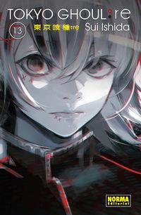 Tokyo Ghoul: Re 13 - Sui Ishida