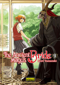 ANCIENT MAGUS BRIDE, THE 9