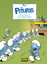 Pitufos, Los 36 - Los Pitufos Y Las Judias Malva - Peyo