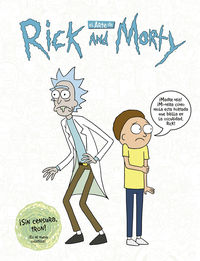 ARTE DE RICK Y MORTY, EL