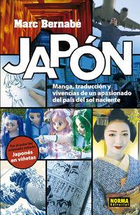 JAPON - MANGA, TRADUCCION Y VIVENCIAS DE UN APASIONADO DEL PAIS DEL SOL NACIENTE