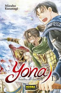 Yona, Princesa Del Amanecer 13 - Mizuho Kusanagi