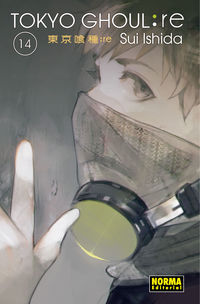 Tokyo Ghoul: Re 14 - Sui Ishida