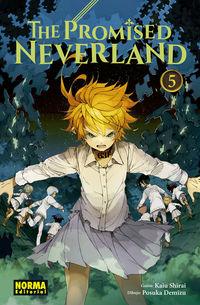 Promised Neverland, The 5 - Kaiu Shirai / Posuka Demizu