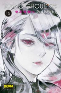 Tokyo Ghoul: Re 15 - Sui Ishida