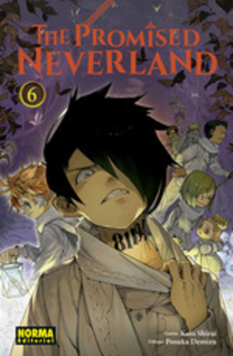 Promised Neverland, The 6 - Kaiu Shirai / Posuka Demizu