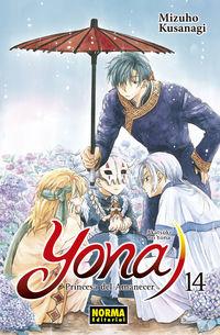 Yona, Princesa Del Amanecer 14 - Mizuho Kusanagi