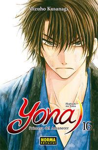 Yona, Princesa Del Amanecer 16 - Mizuho Kusanagi