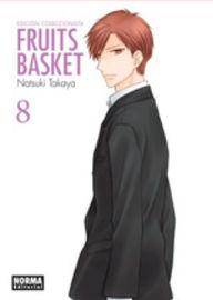 Fruits Basquet 8 (ed. Coleccionista) - Natsuki Takaya